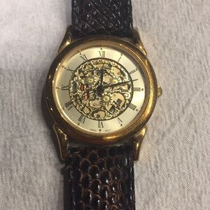 Fossil Jewelry - Fossil gold watch